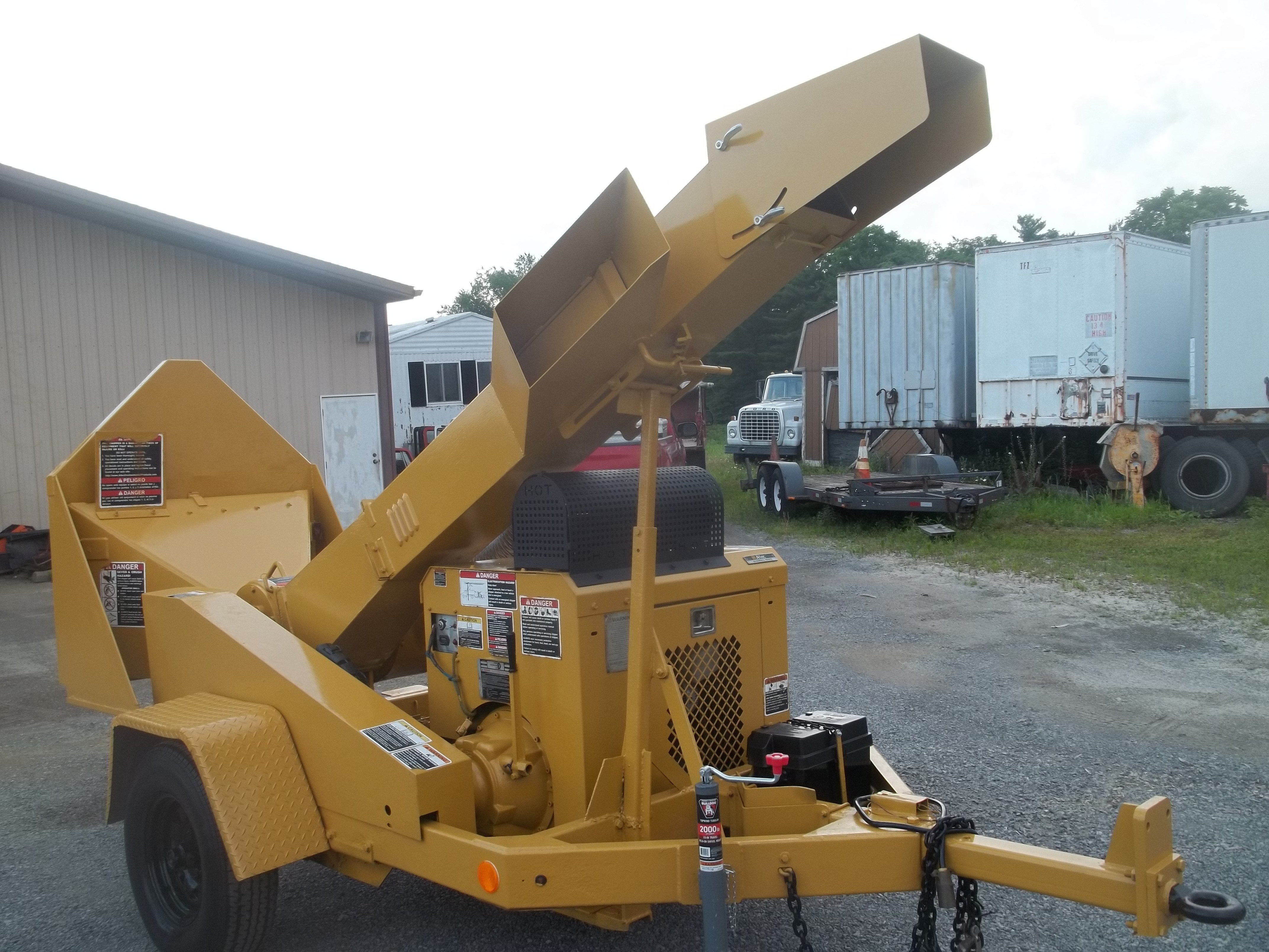 Used, 2009, Altec, 1216, Chippers / Shredders