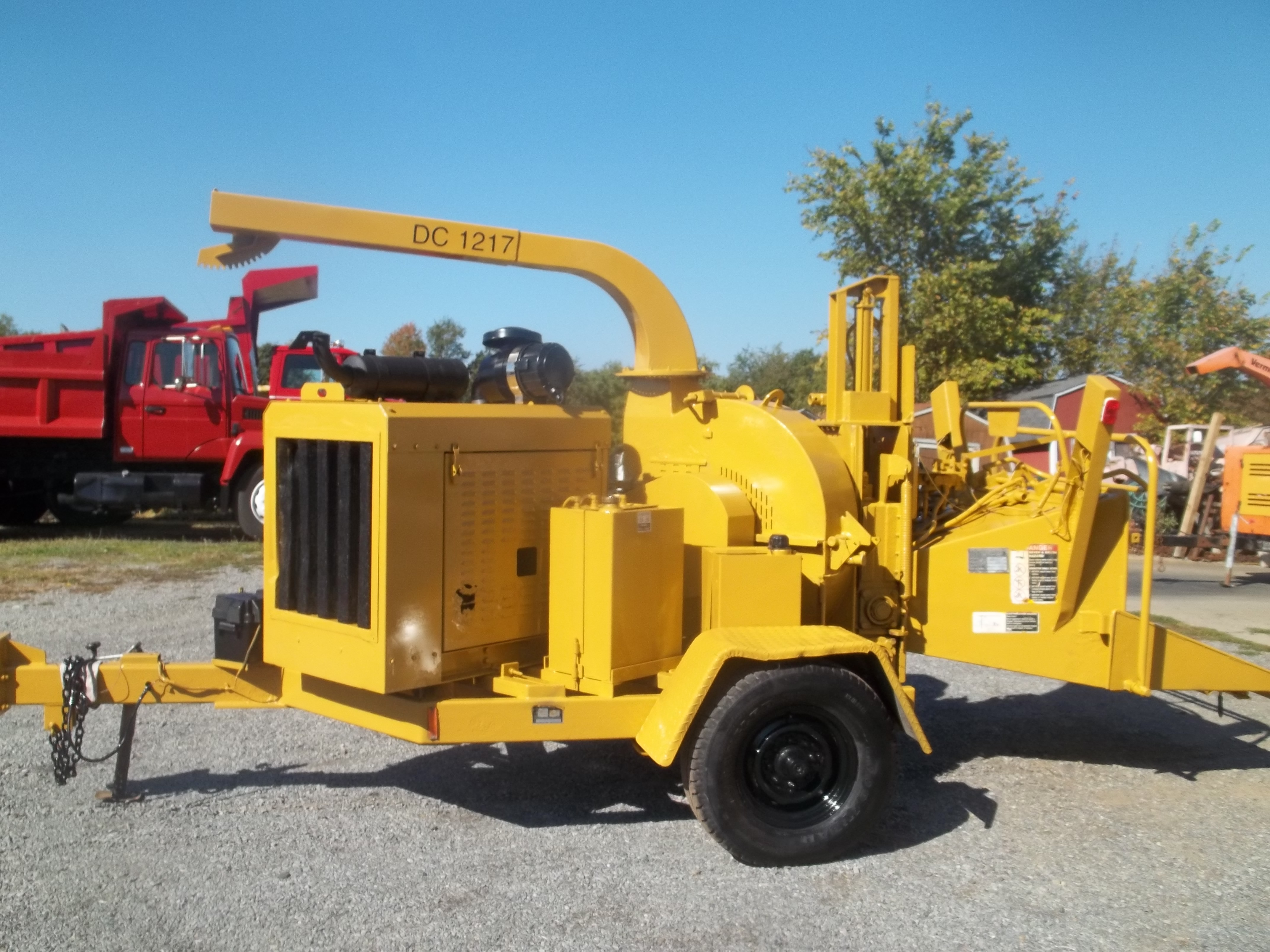 Used, 2009, Altec, 1217, Chippers / Shredders