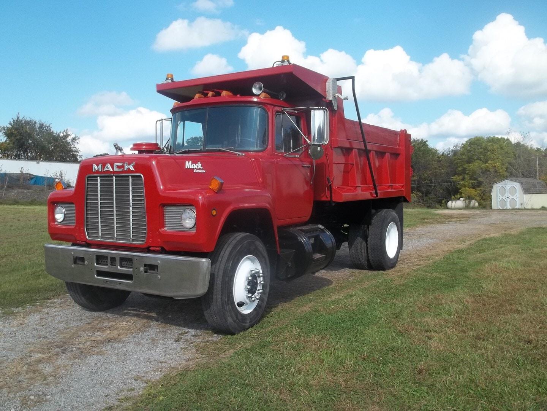 Used, 1989, Mack, Mack Single Axle, Dump Trucks