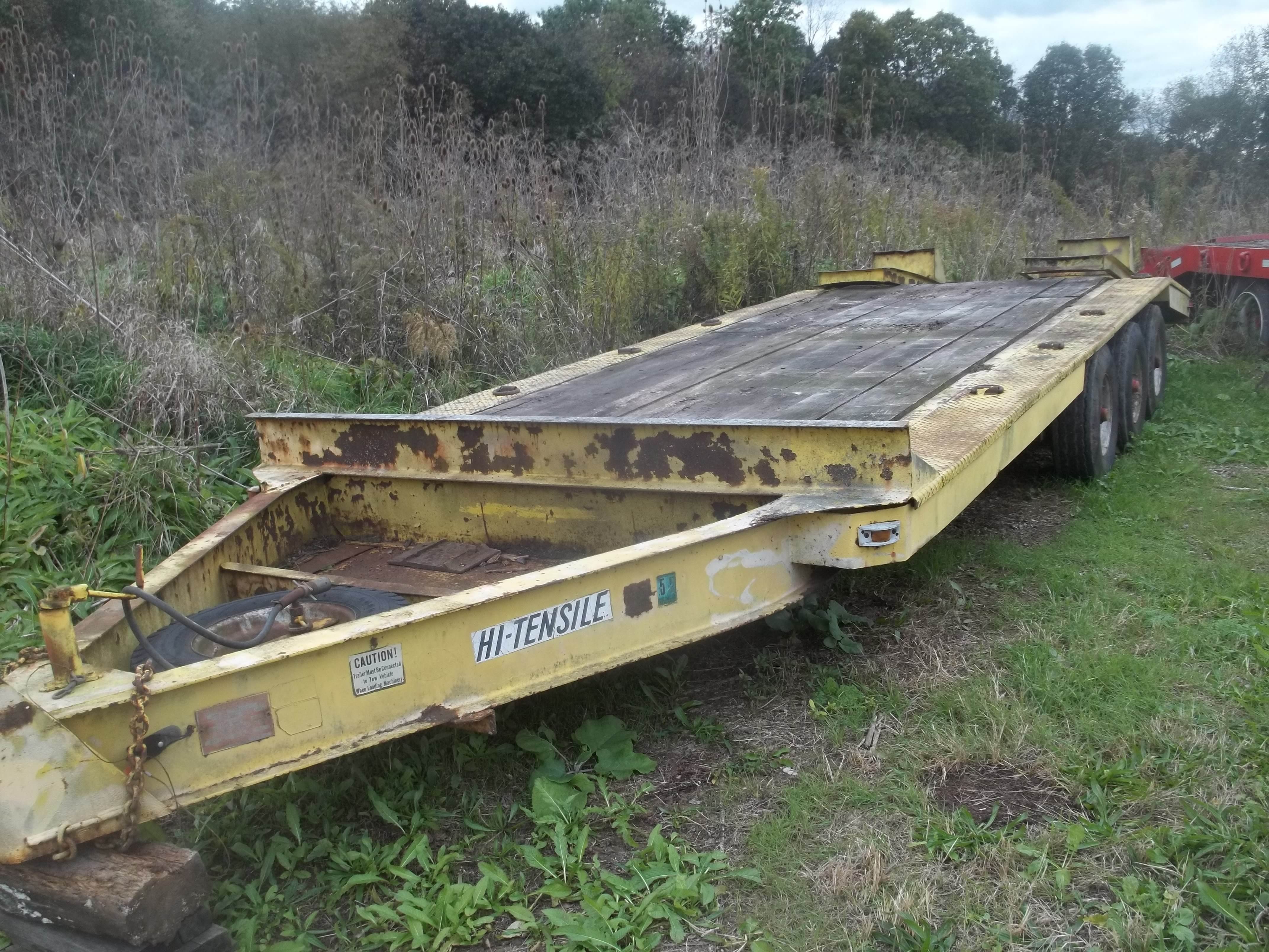 Used, 1976, AM General, General, Trailers