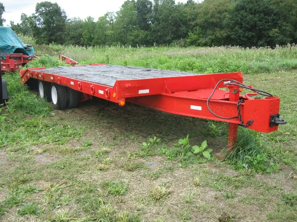 Used, 1997, Trail King, trailer, Trailers