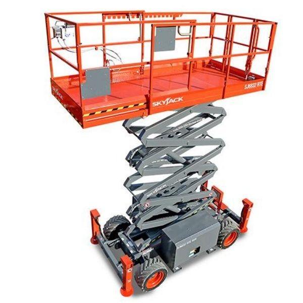 Used, 2011, Skyjack, SJ 6832 RT, Aerial Work Platforms