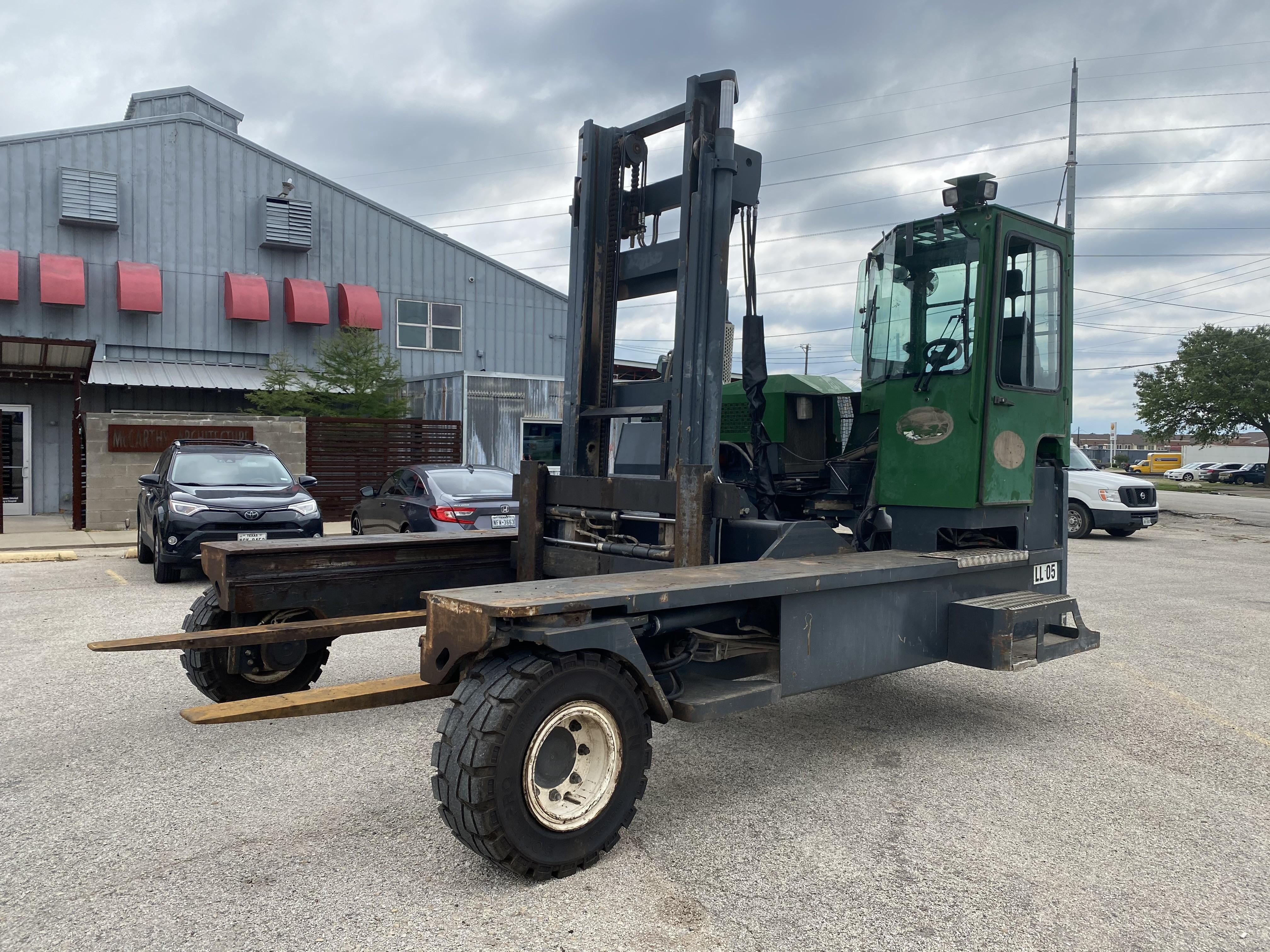 Used, 2016, Combilift, C20000, Forklifts / Lift Trucks