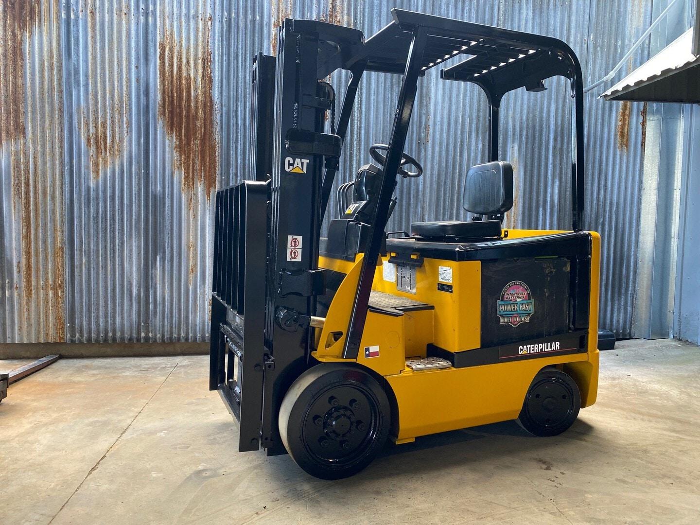 Used, 2006, CAT Lift Trucks, E5000, Forklifts / Lift Trucks