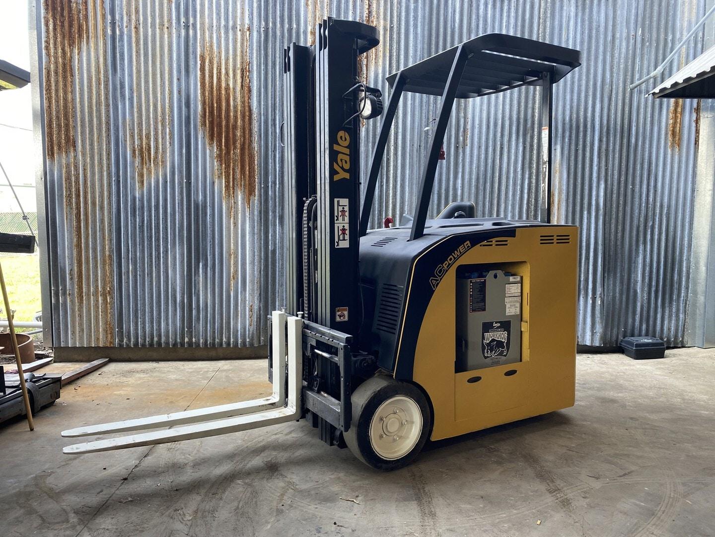 Used, 2014, Yale, ESC040AC, Forklifts / Lift Trucks