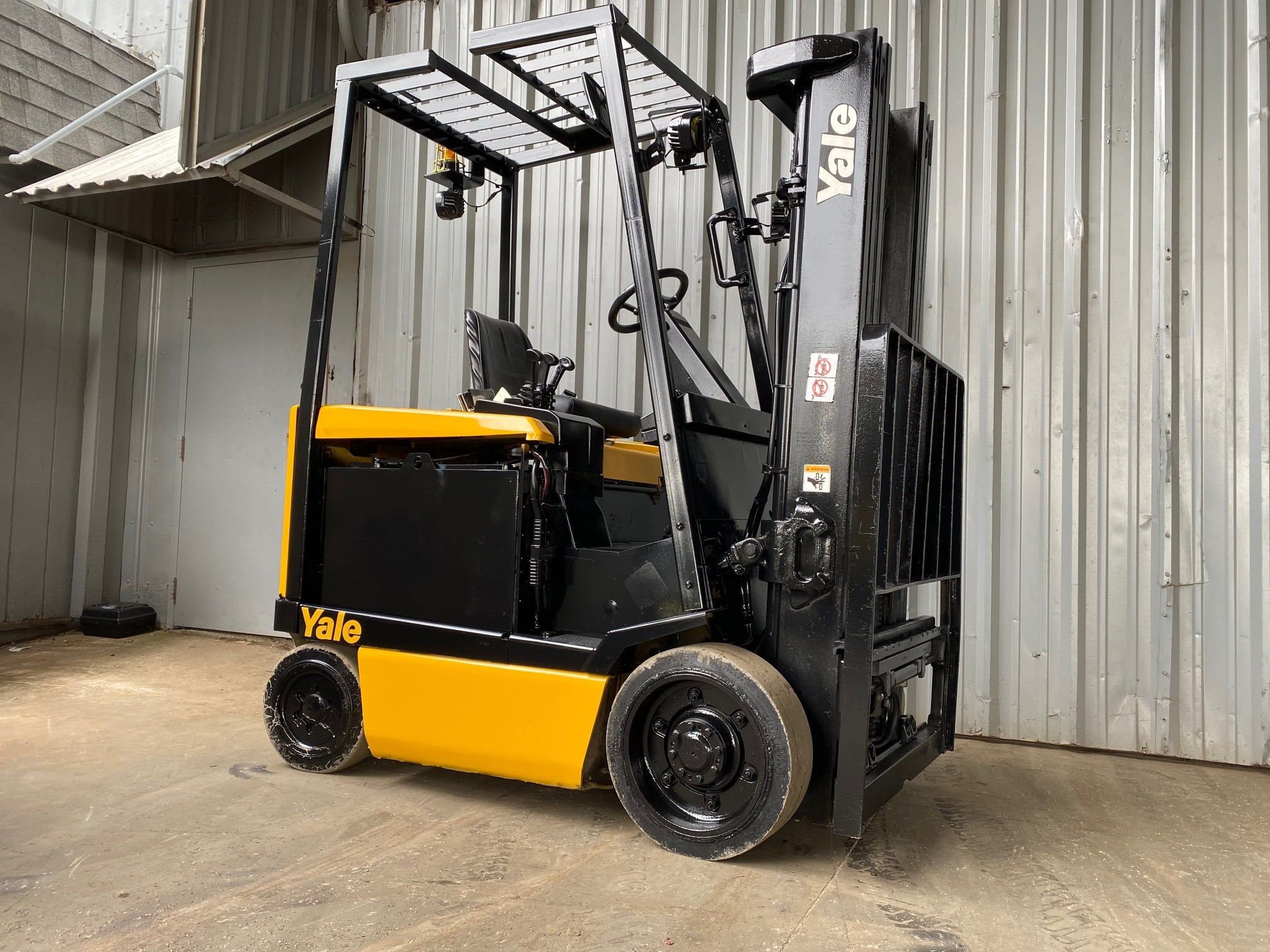 Used, 2007, Yale, ERC050GHN36TE082, Forklifts / Lift Trucks