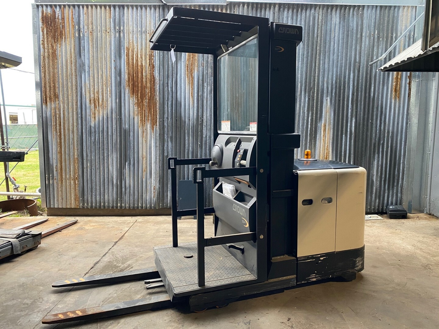 Used, 2007, Crown, SP3410-30, Forklifts / Lift Trucks