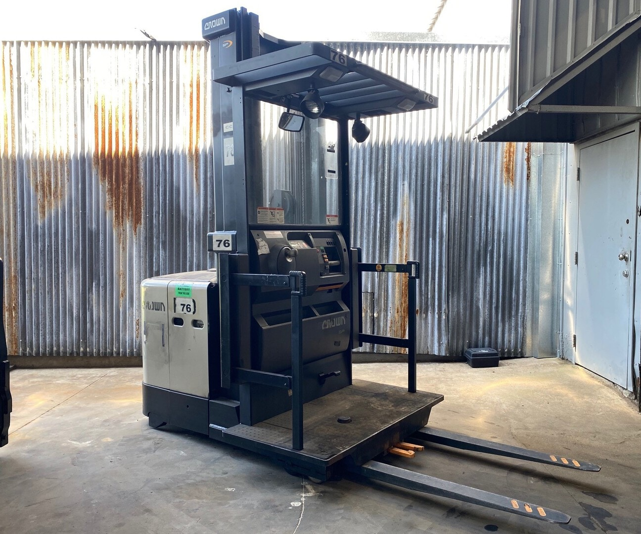 Used, 2009, Crown, SP3510-30, Forklifts / Lift Trucks