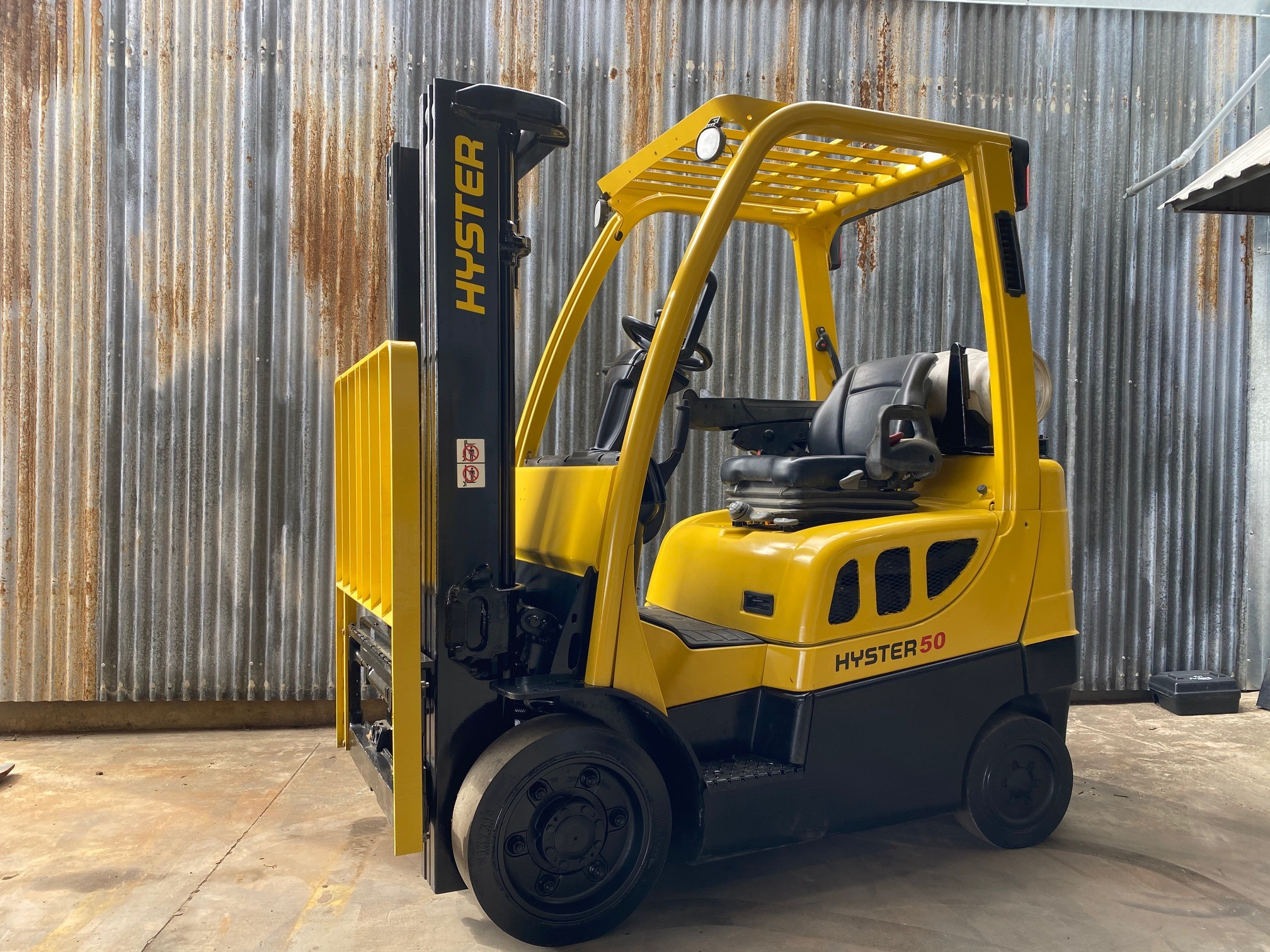 Used, 2013, Hyster, S50FT Fortis® Advance, Forklifts / Lift Trucks