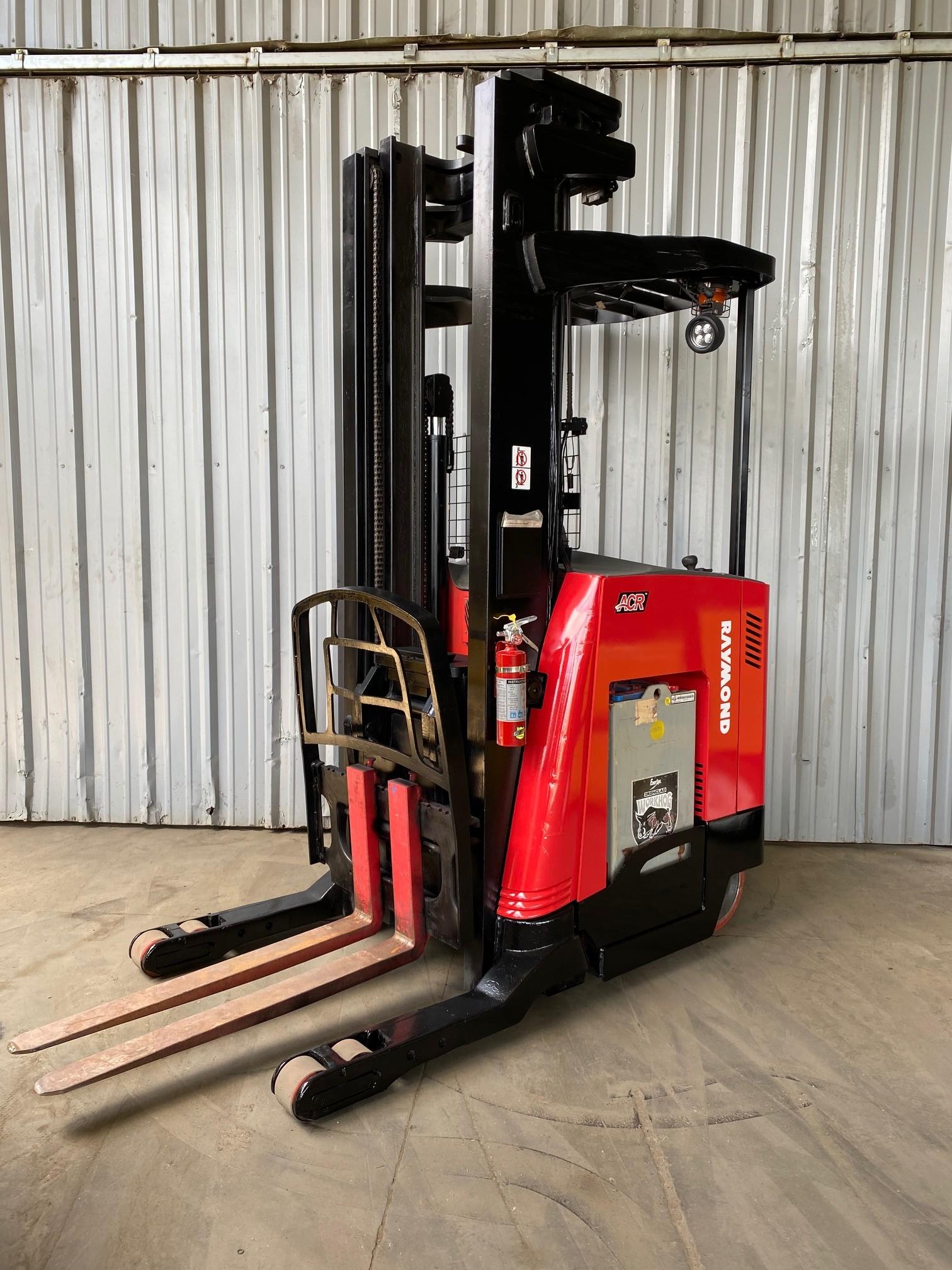 Used, 2004, Raymond, 740 R45TT, Forklifts / Lift Trucks