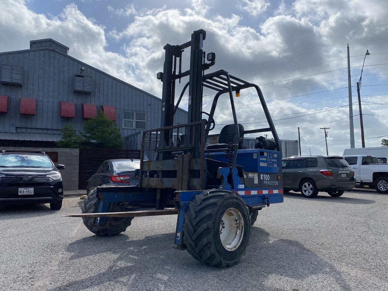 Used, 2002, Princeton, PB50, Forklifts / Lift Trucks