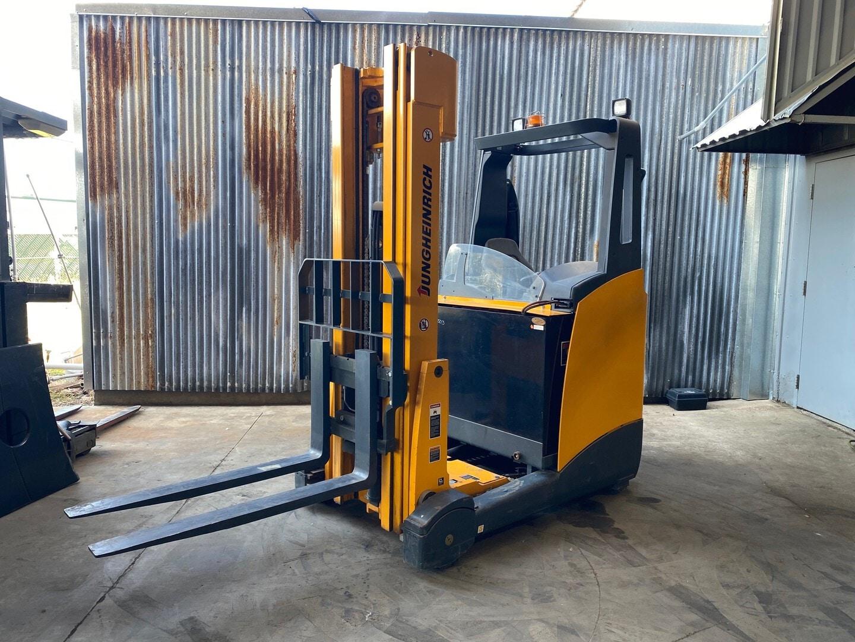 Used, 2011, Jungheinrich, ETM 216, Forklifts / Lift Trucks