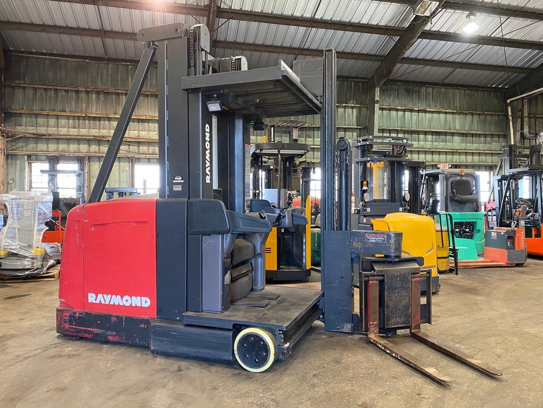 Used, 2006, Raymond, SA-CSR30TT, Forklifts / Lift Trucks