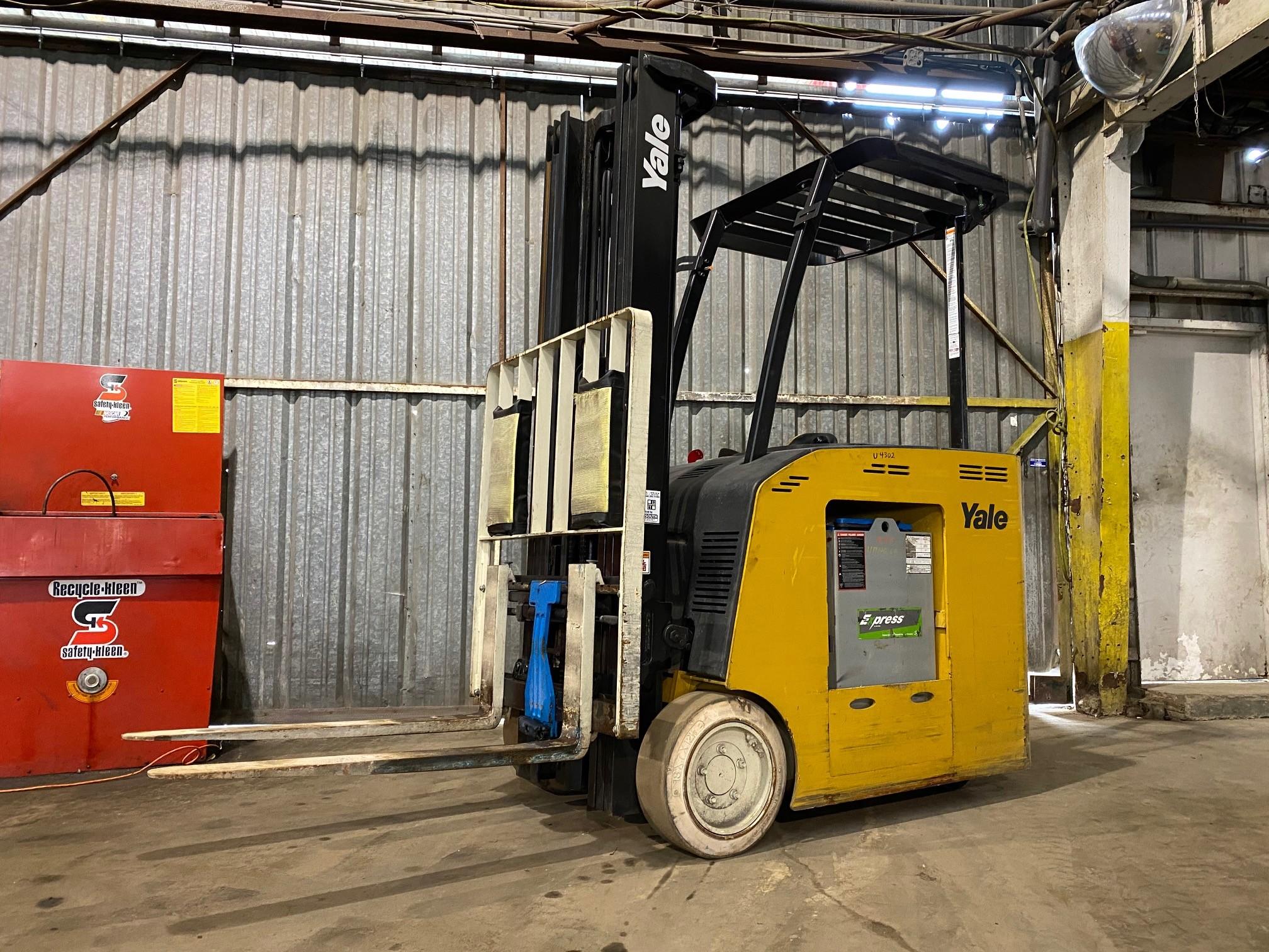 Used, 2009, Yale, ESC040FA, Forklifts / Lift Trucks