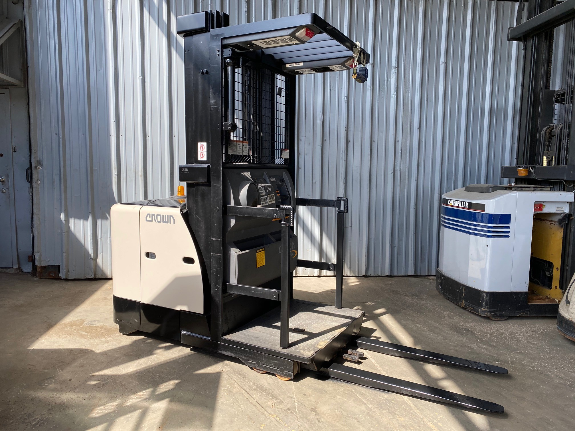 Used, 2009, Crown, SP 3520, Forklifts / Lift Trucks