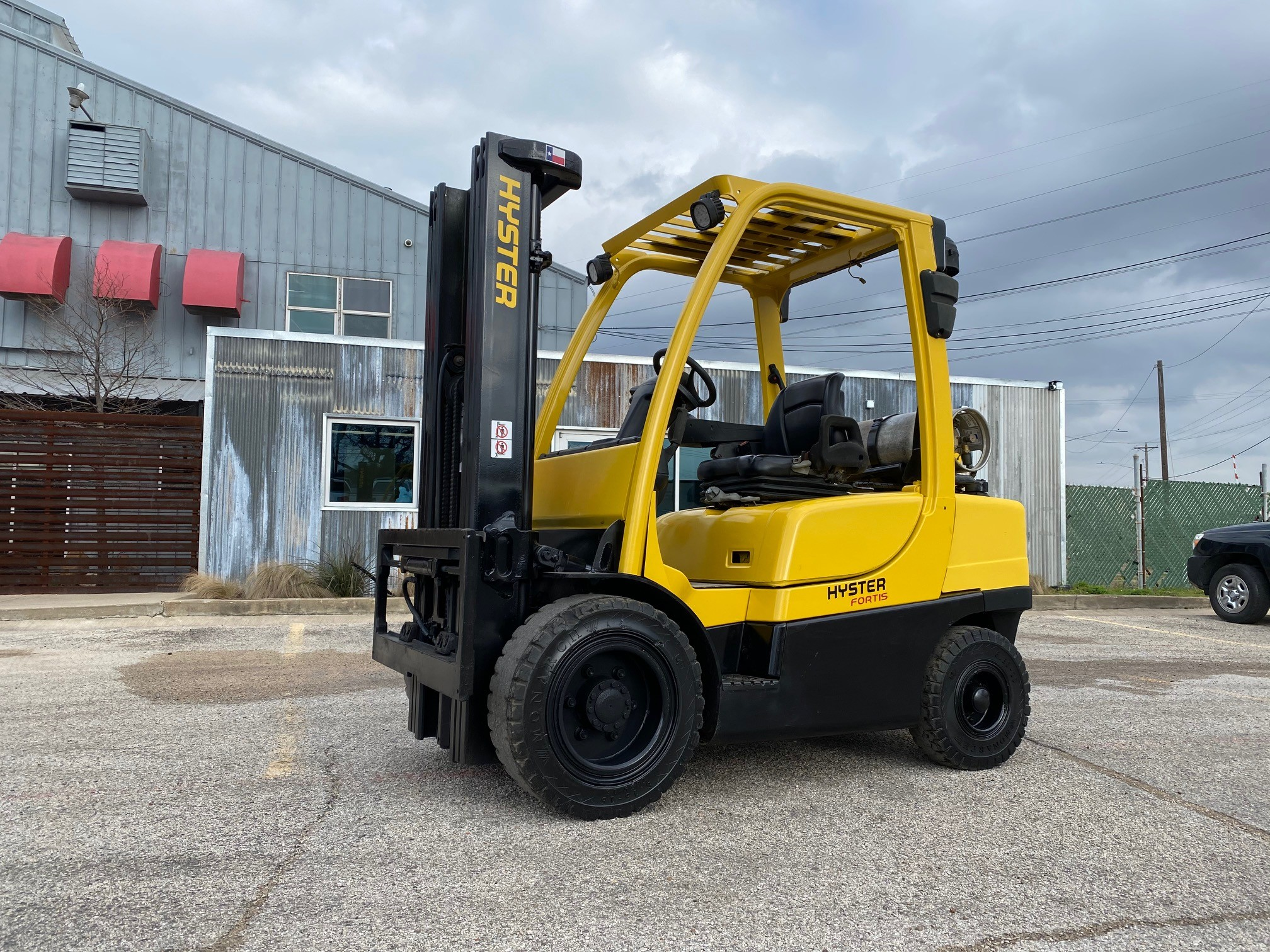 Used, 2011, Hyster, H60FT Fortis® Advance, Forklifts / Lift Trucks