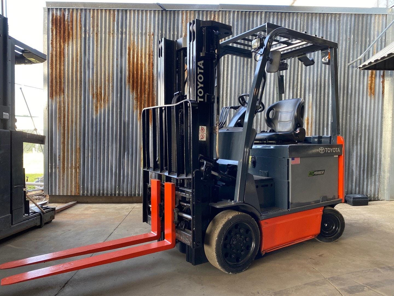 Used, 2015, Toyota Industrial Equipment, 8FBCHU25, Forklifts / Lift Trucks