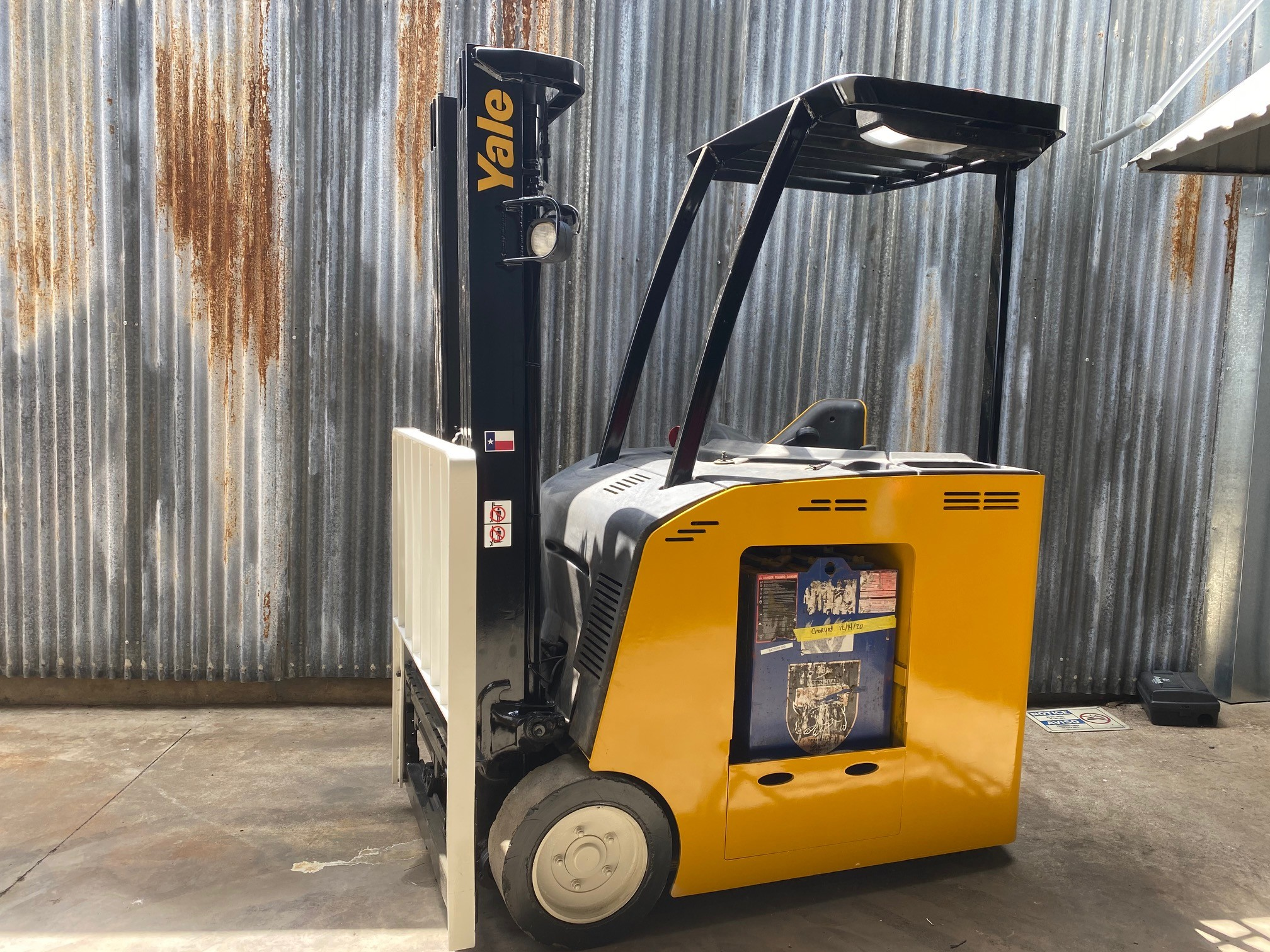 Used, 2013, Yale, ESC040AC, Forklifts / Lift Trucks