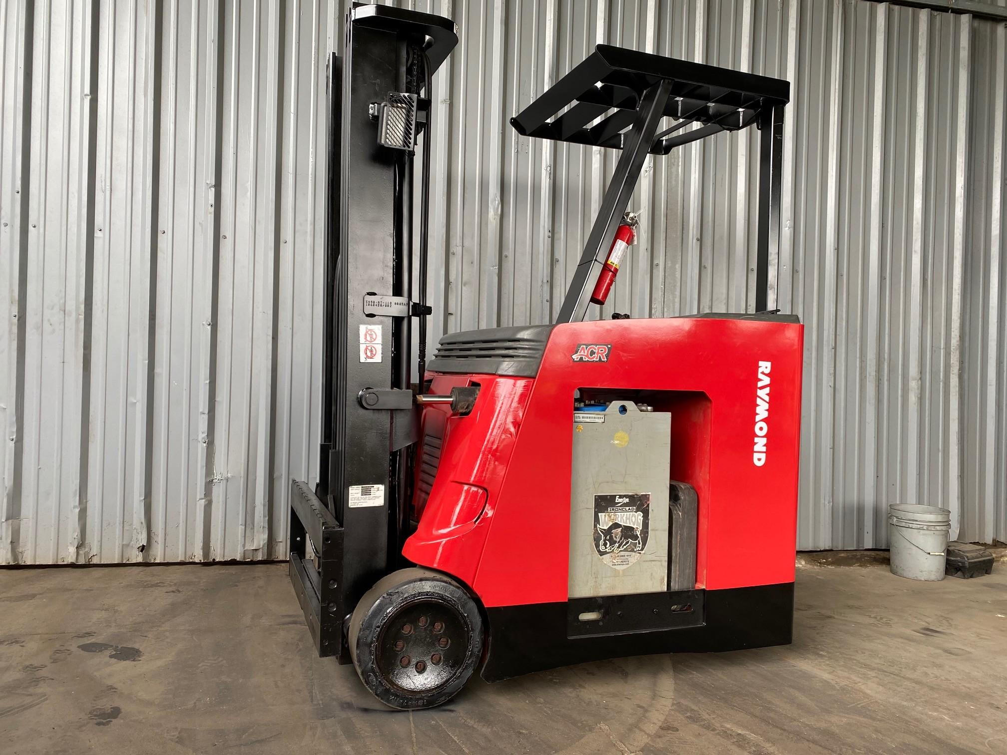 Used, 2010, Raymond, 420-C40TT, Forklifts / Lift Trucks