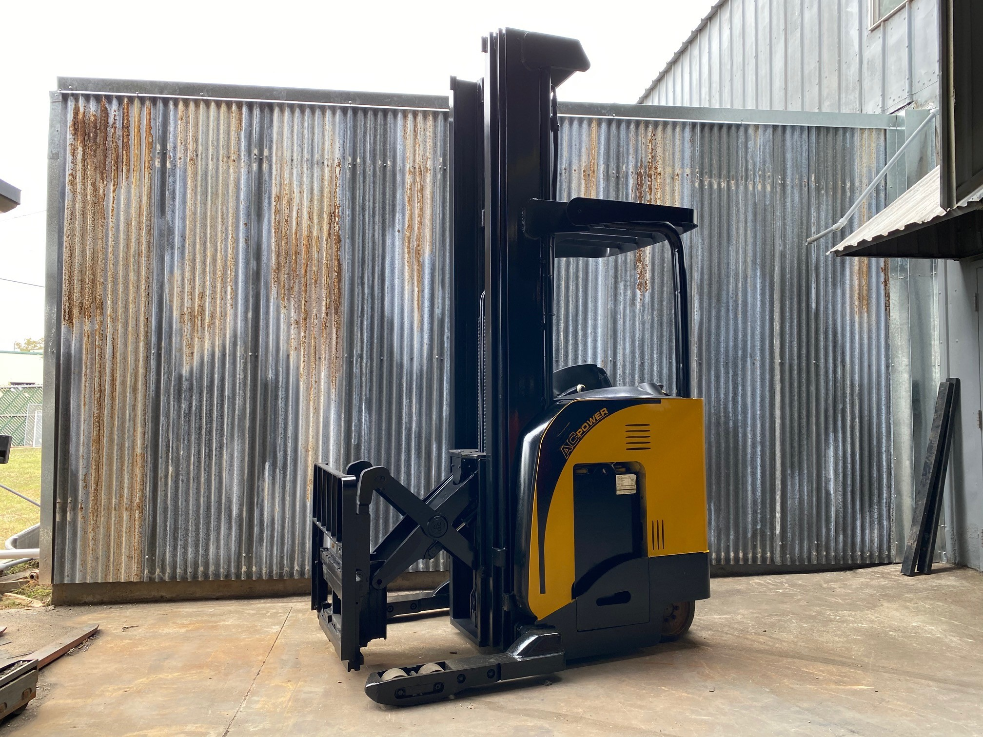 Used, 2014, Yale, NR045EB, Forklifts / Lift Trucks