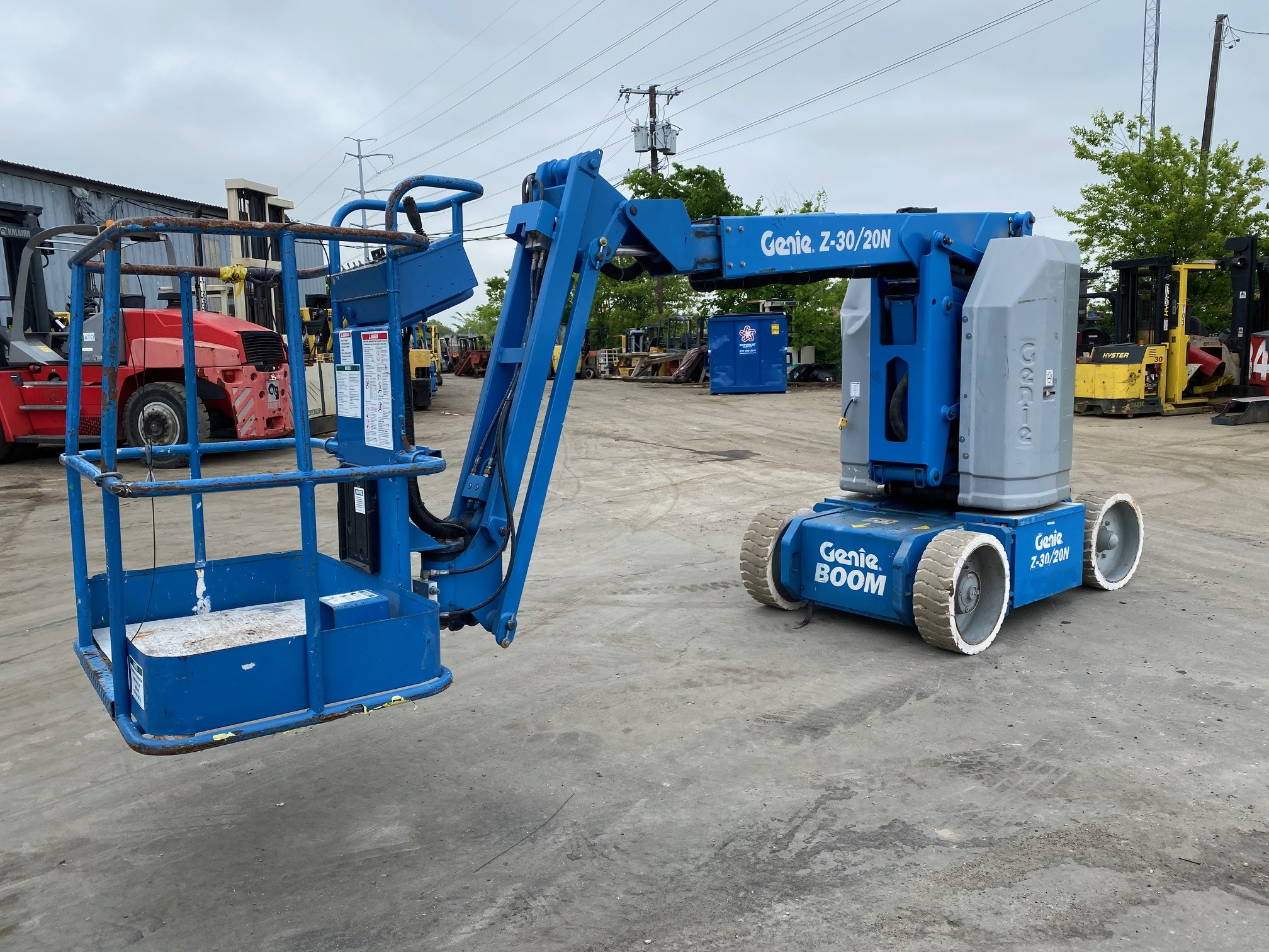 Used, 2014, Genie, Z™-30/20N, Aerial Work Platforms