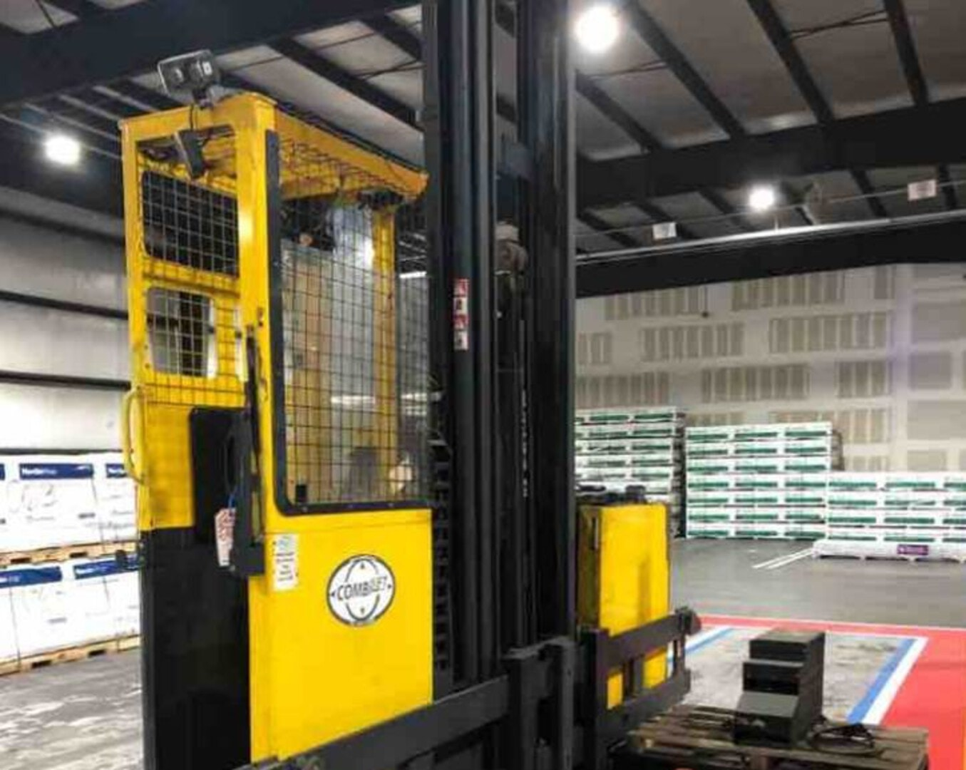 Used, 2014, Combilift, C6000 GTE, Forklifts / Lift Trucks