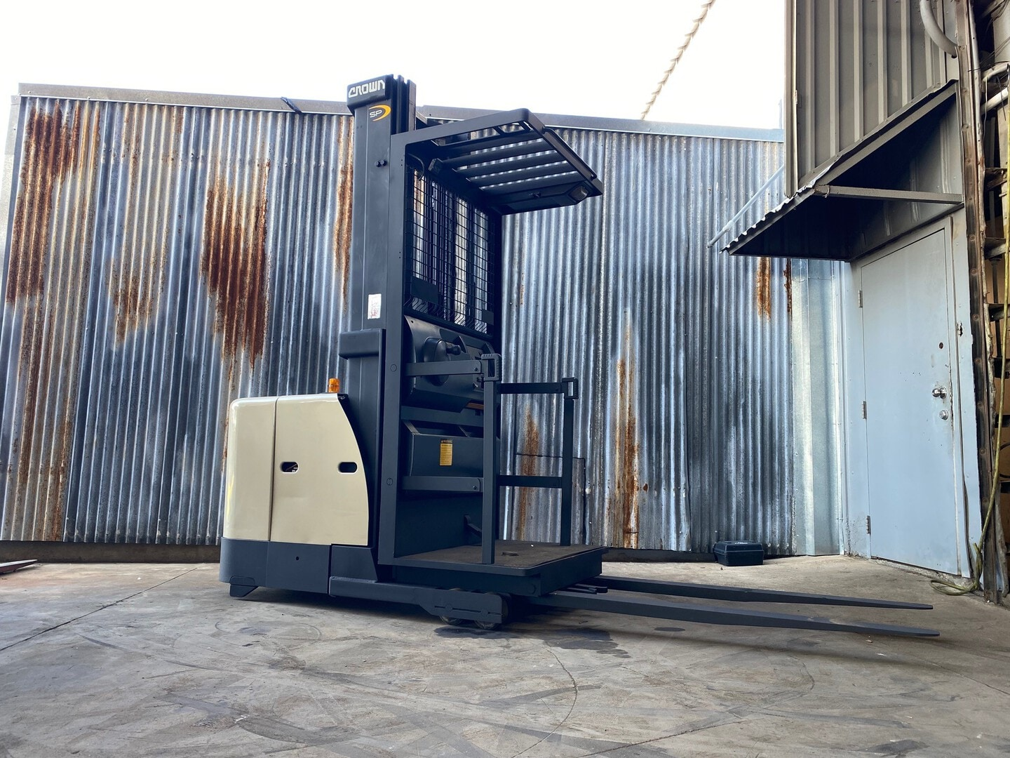 Used, 2003, Crown, SP3220-30, Forklifts / Lift Trucks