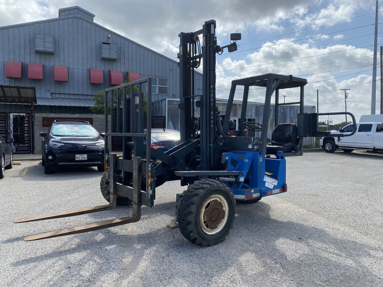 Used, 2005, Princeton, E2-3RVX, Forklifts / Lift Trucks