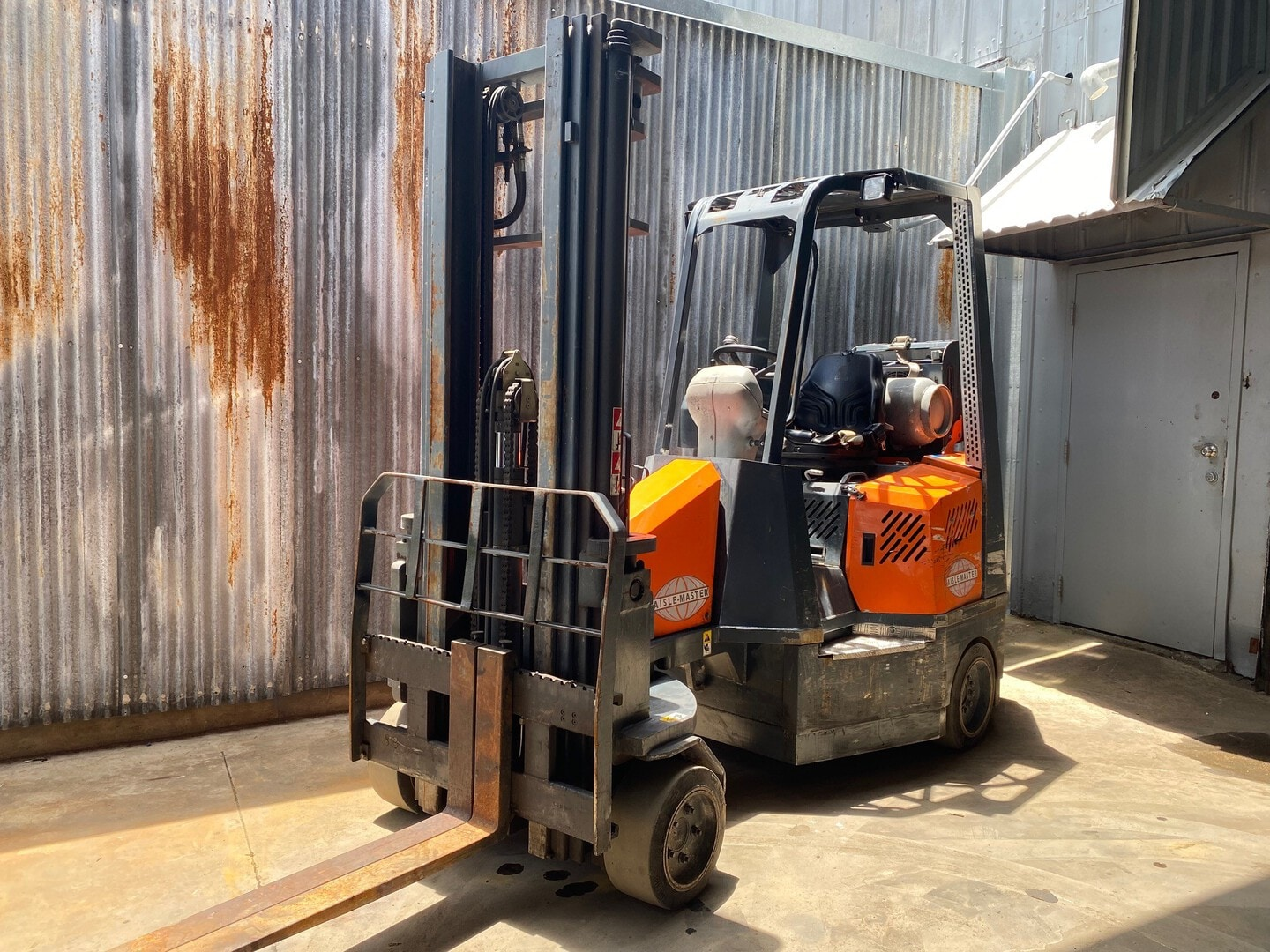Used, 2005, Aisle-Master, 44S, Forklifts / Lift Trucks