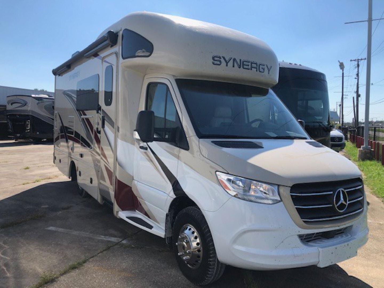 Used, 2020, Thor Motor Coach, Synergy Sprinter 24MB, RV - Class C