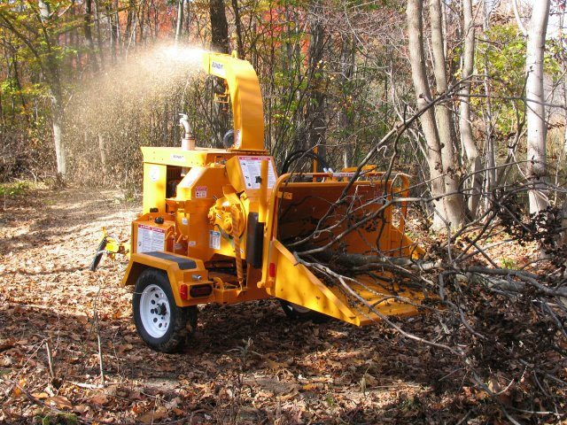 Other, 2013, Bandit, 65XP 6 in. Disc-Style, Chippers / Shredders