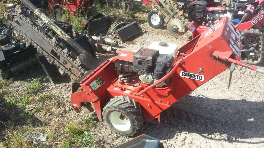 Used, Barreto, 1324D, Trenchers