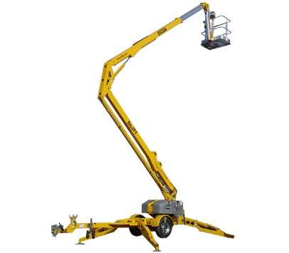 Other, 2014, Haulotte, 5533A, Aerial Work Platforms
