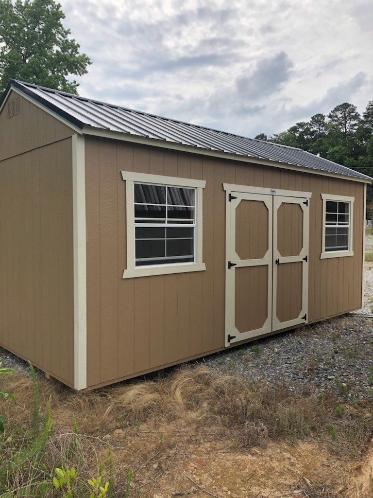 New, 2021, Backyard Outfitters, 12 X 20 PAINTED SIDE UTILITY SHED, Other