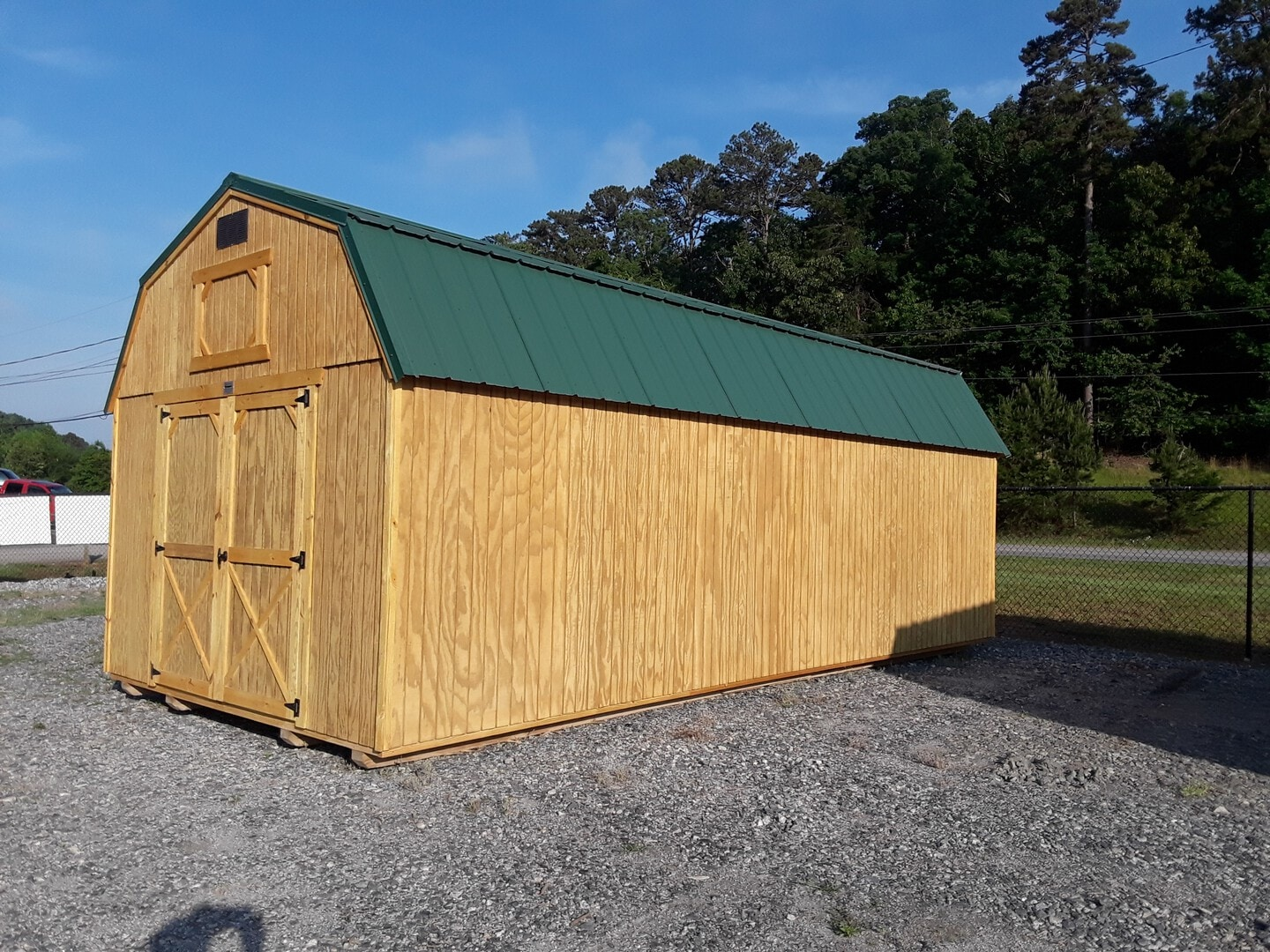 New, 2021, Backyard Outfitters, 12 X 24, Other