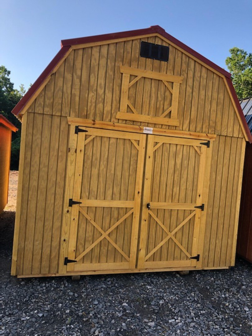 New, 2021, Backyard Outfitters, 10 X 16 LOFTED BARN, Other