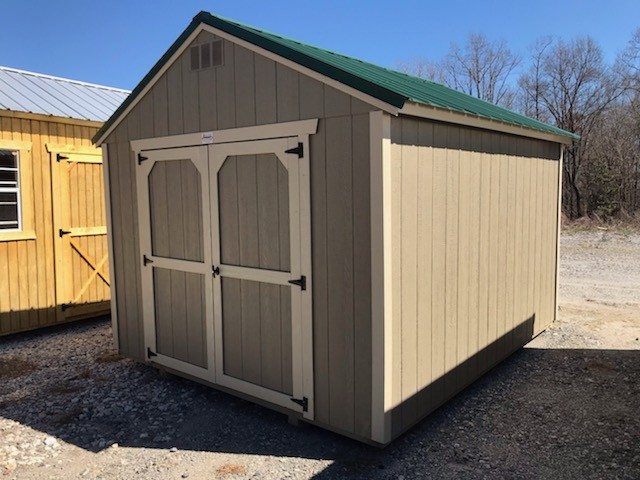 New, 0, Backyard Outfitters, 10X12 PAINTED UTILITY, Other