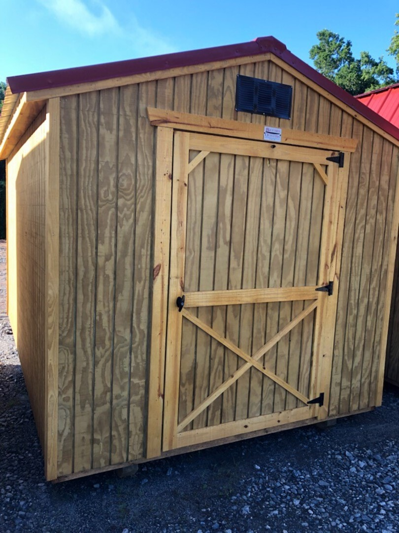 New, 2021, Backyard Outfitters, 8x12 Utility, Other