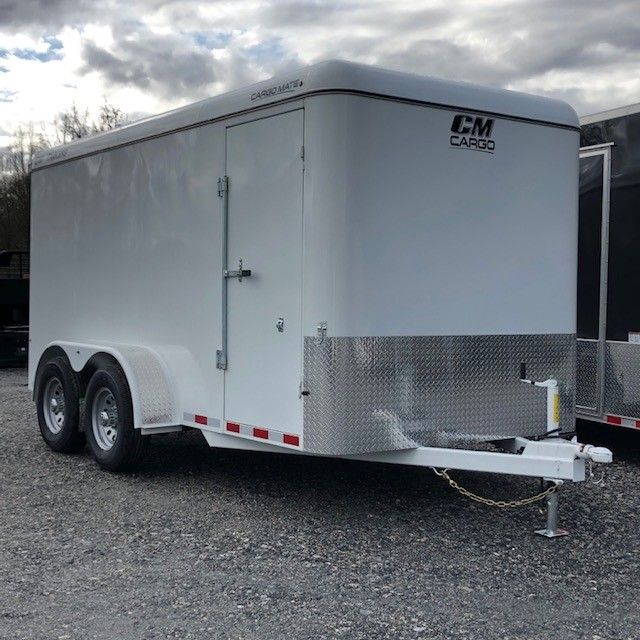 New, 2020, CM Trailers, Cargo Mate 14' x 6'8