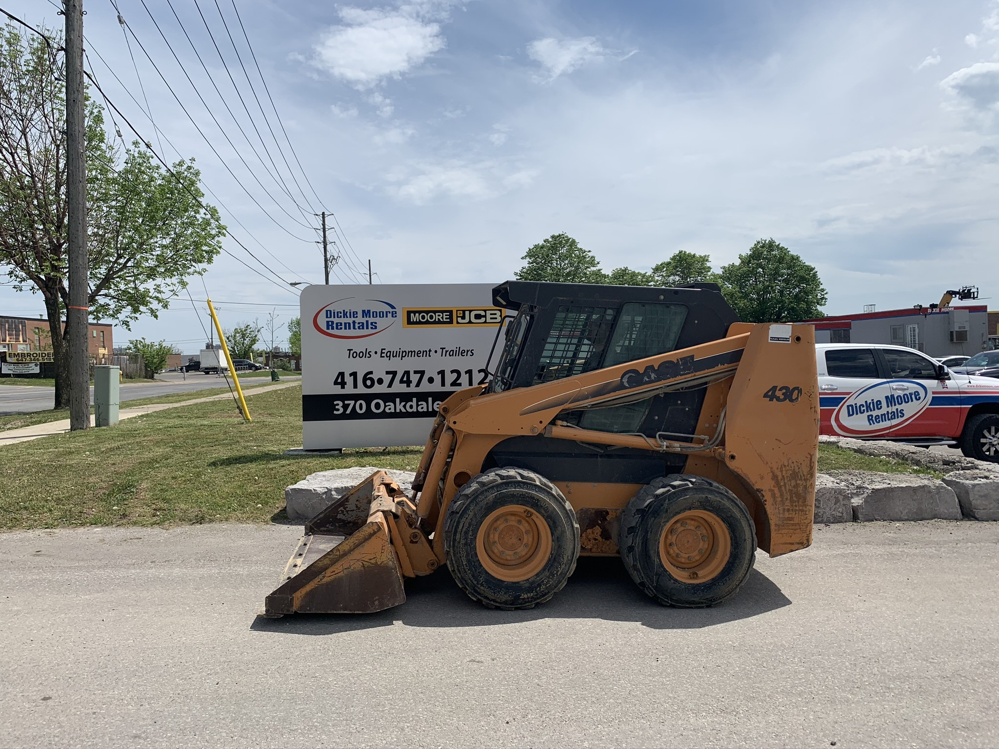 Used, 2006, Case Construction, 460, Skid Steers