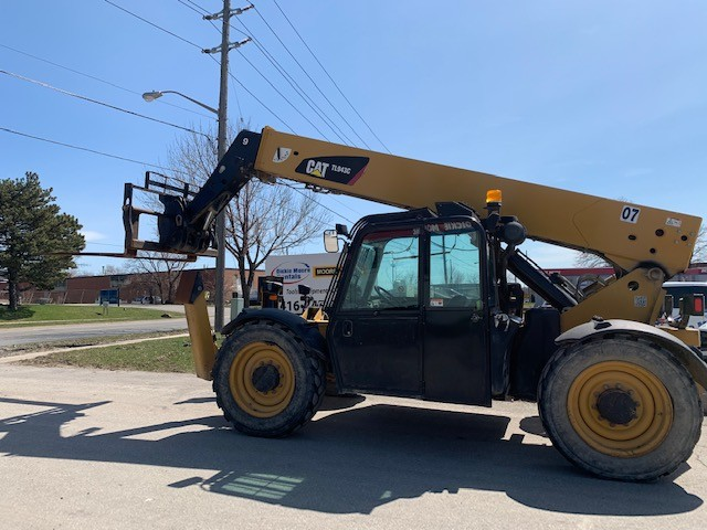 Used, 2013, CAT, TL943C, Telehandlers