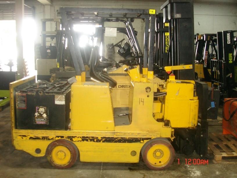 Used, 2001, Drexel, SL4473, Forklifts / Lift Trucks