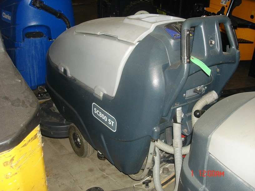 Used, 2015, Advance, SC800, Sweepers