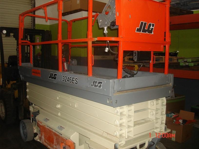 Used, 2008, JLG, JLG3246ES, Aerial Work Platforms