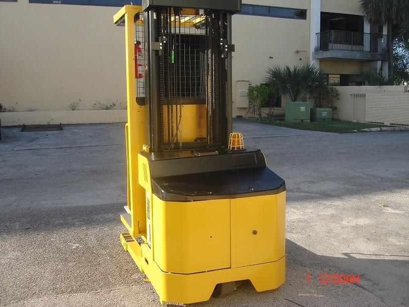 Used, 2014, Yale, OSO30EFN24TE095, Forklifts / Lift Trucks