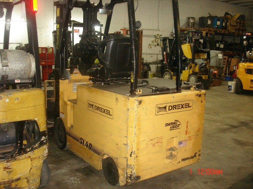 Used, 2009, Drexel, SL40SE90D, Forklifts / Lift Trucks