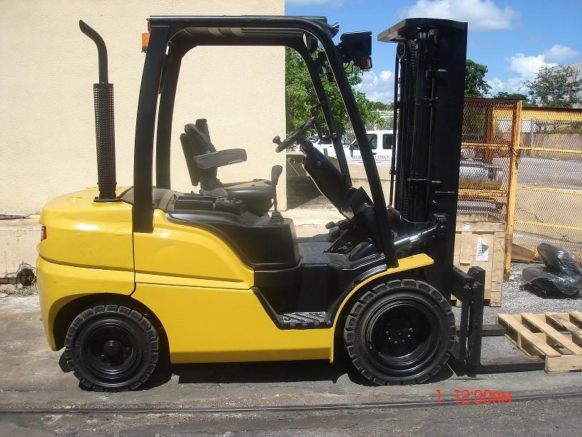 Used, 2016, Hyundai, 30D-9, Forklifts / Lift Trucks