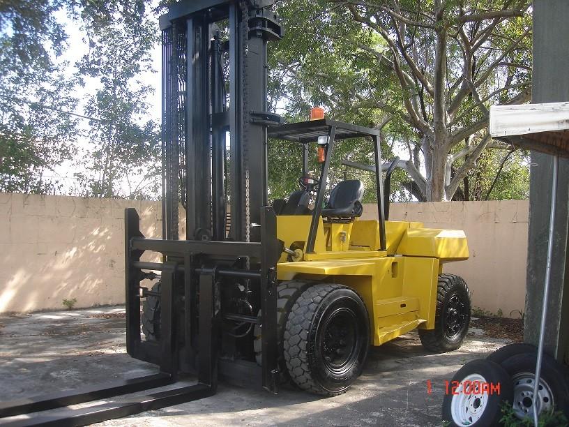 Used, 2005, CAT, DP135, Forklifts / Lift Trucks
