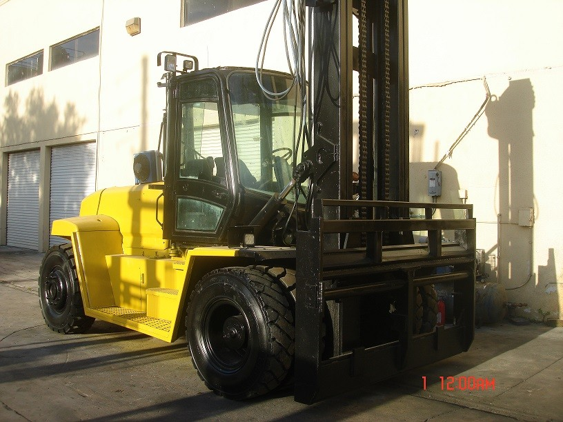 Used, 2006, Yale, GDP300EB, Forklifts / Lift Trucks