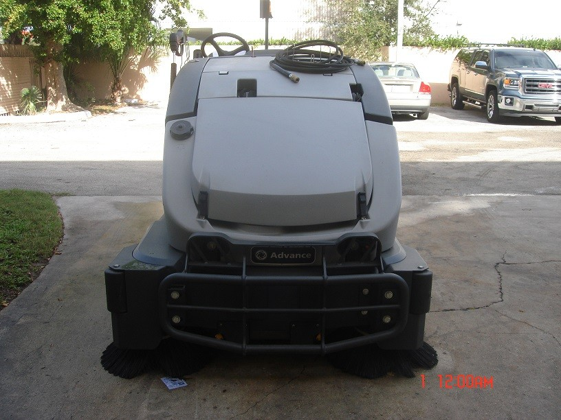 Used, 2016, Advance, CS7000, Sweepers